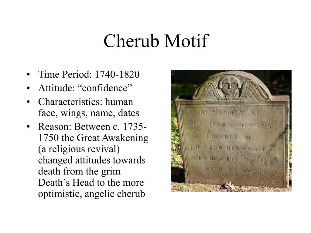 Cherub Motif