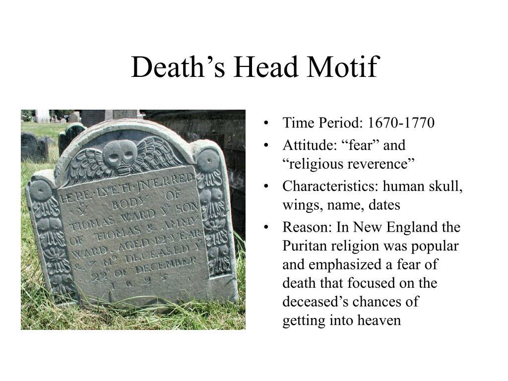 Death's Head Motif