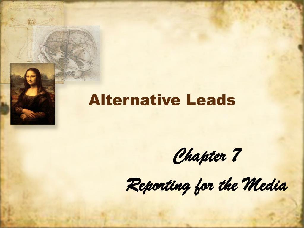Alternative Leads