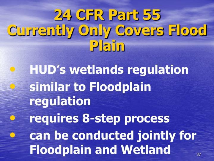 24 CFR Part 55