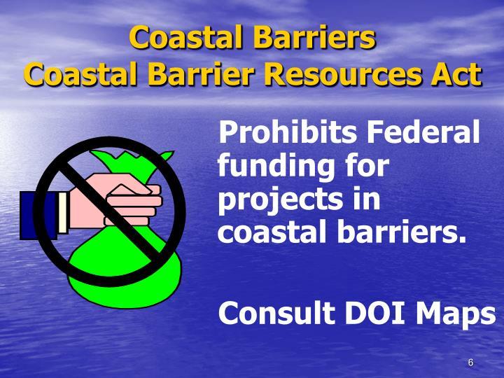 Coastal Barriers