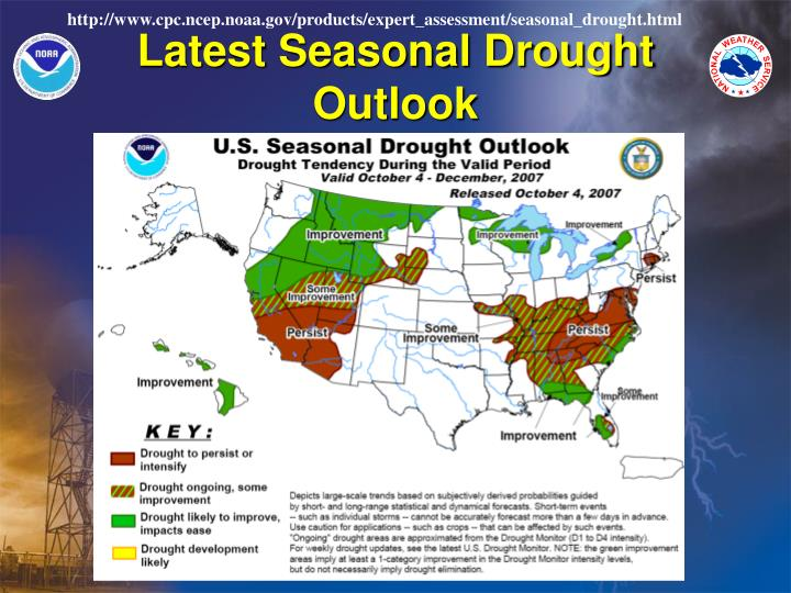 http://www.cpc.ncep.noaa.gov/products/expert_assessment/seasonal_drought.html