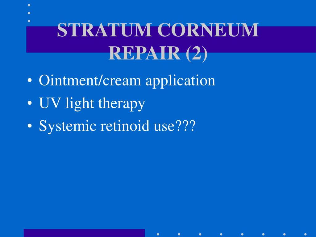 STRATUM CORNEUM REPAIR (2)