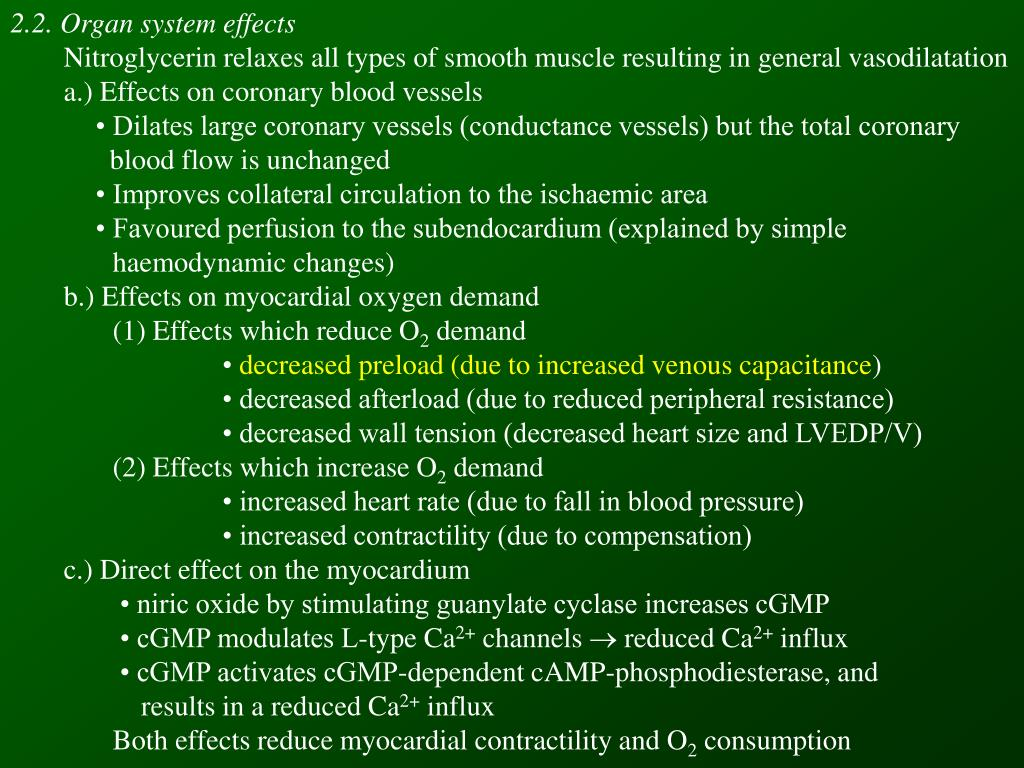 2.2. Organ system effects