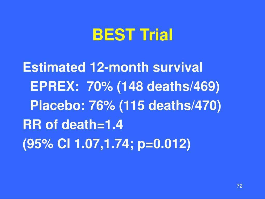 BEST Trial