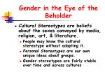 gender in the eye of the beholder6