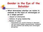 gender in the eye of the beholder9