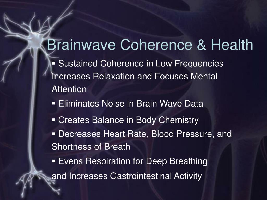 Brainwave Coherence & Health
