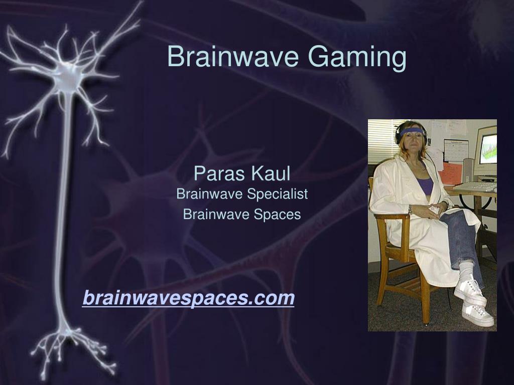 Brainwave Gaming