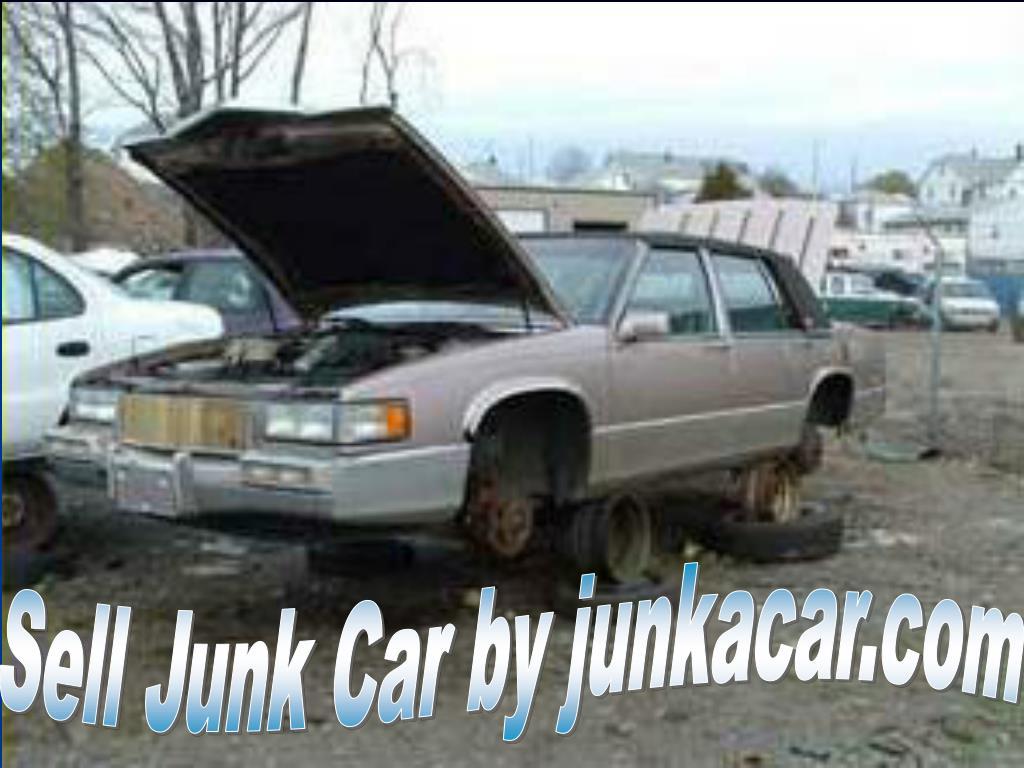 Sell Junk Car by junkacar.com