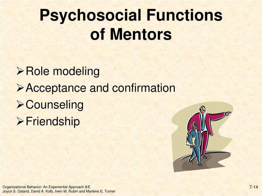 Psychosocial Functions