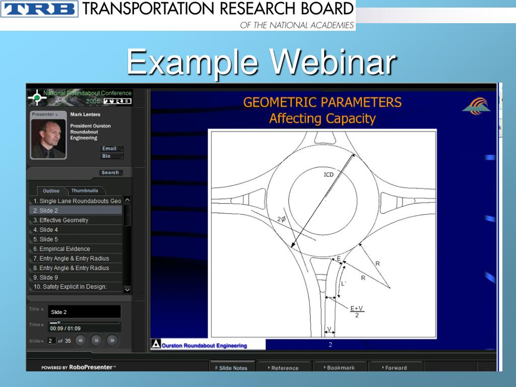 Example Webinar