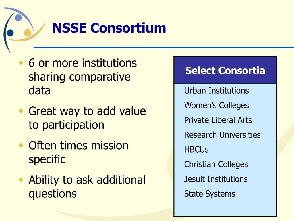 NSSE Consortium