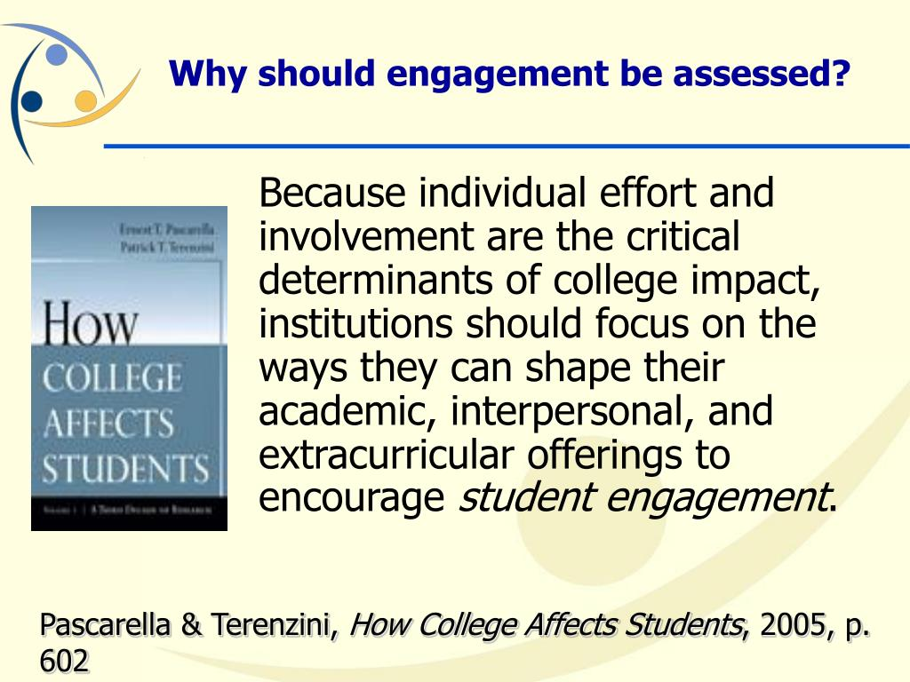 Why should engagement be assessed?