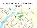 97 franklin st carleton place