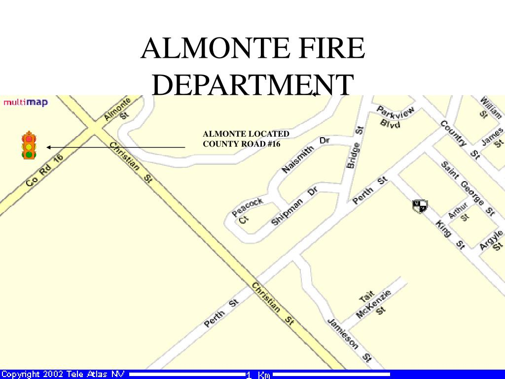 ALMONTE FIRE DEPARTMENT