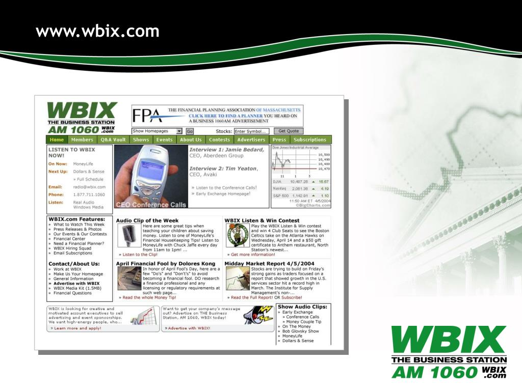 www.wbix.com