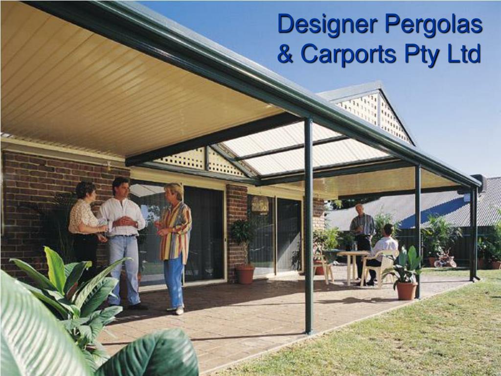 Designer Pergolas & Carports Pty Ltd
