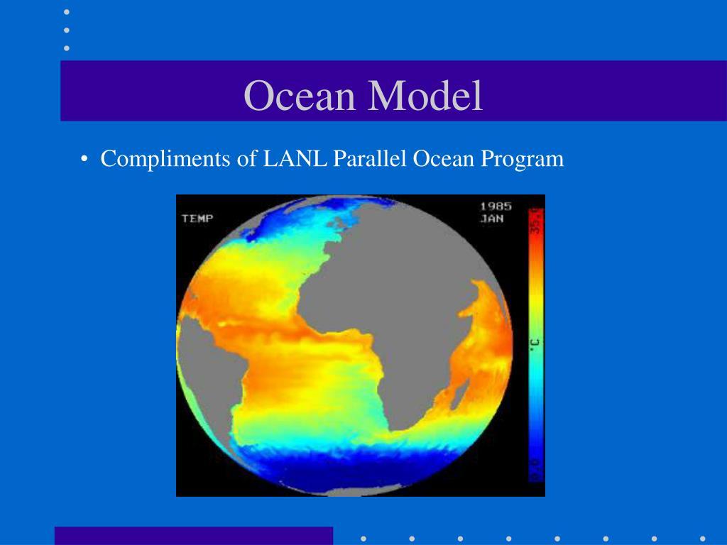 Ocean Model