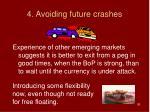 4 avoiding future crashes