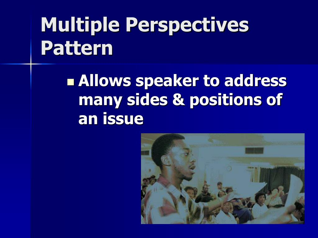 Multiple Perspectives Pattern