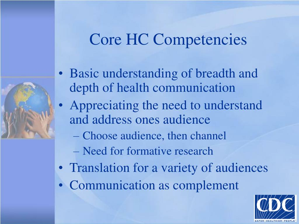 Core HC Competencies
