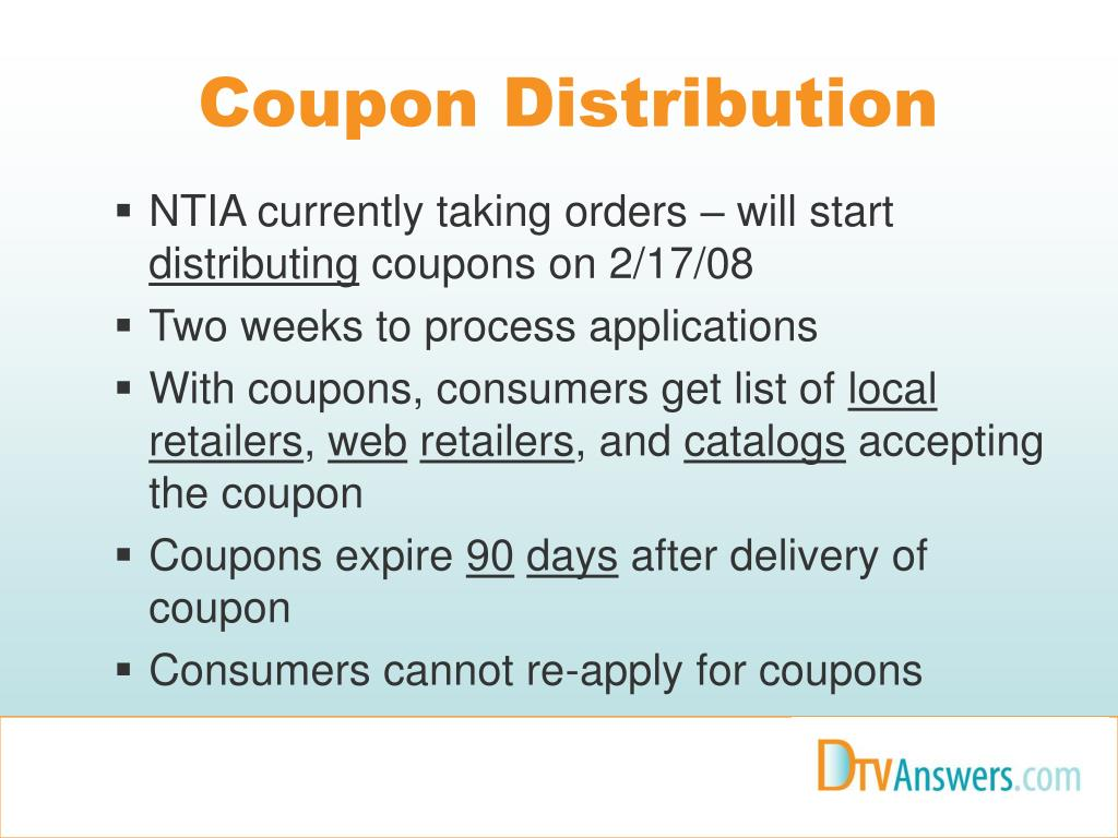 Coupon Distribution