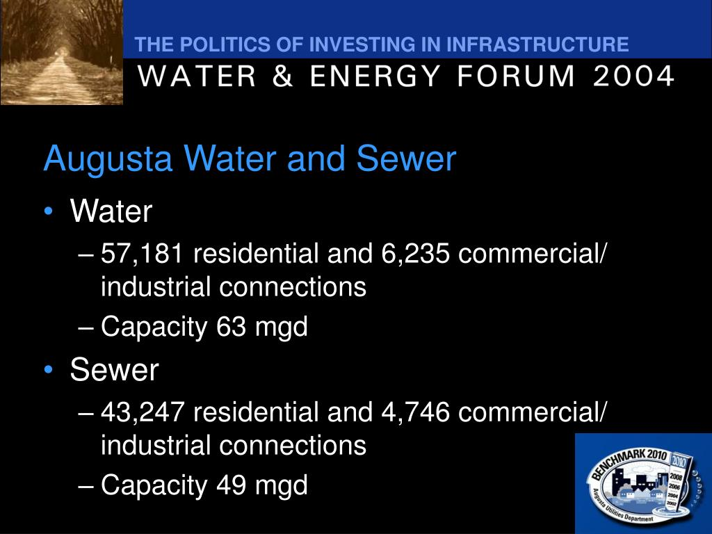 Augusta Water and Sewer