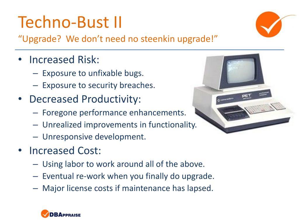 Techno-Bust II