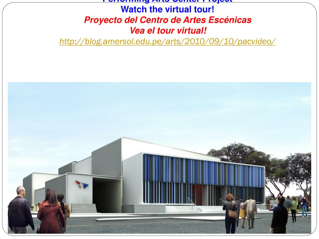 Performing Arts Center Project