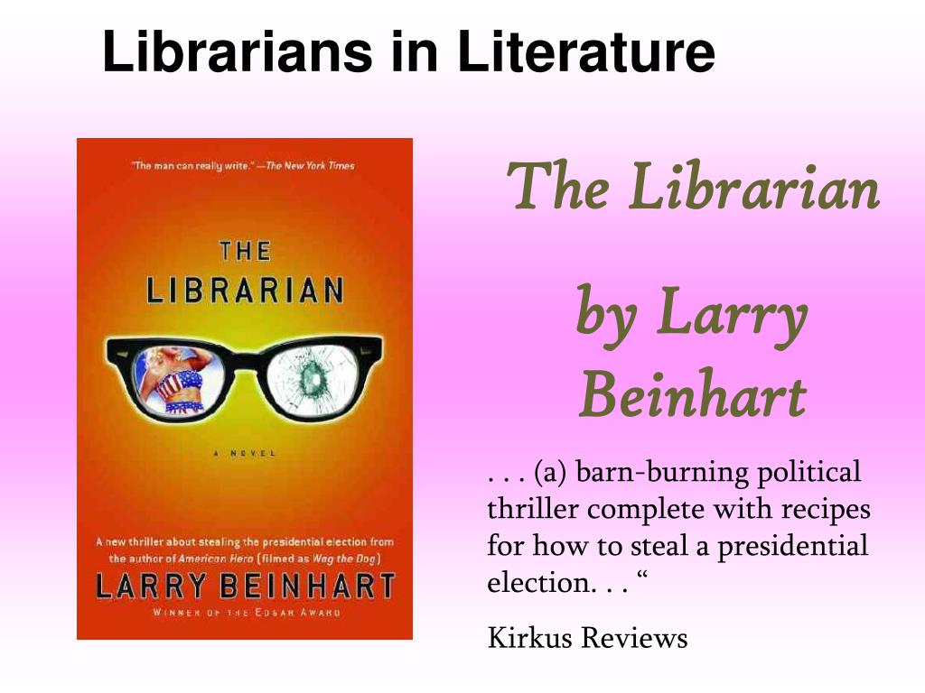Librarians in Literature