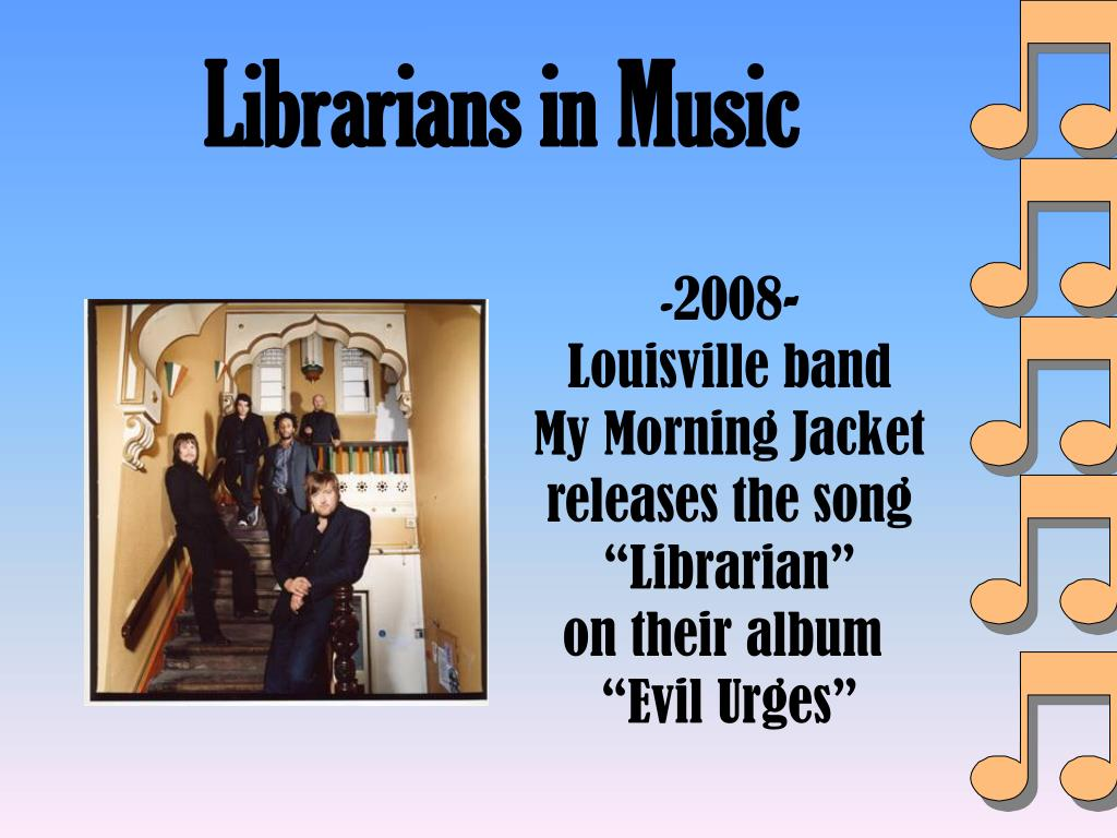Librarians in Music