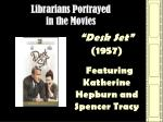 librarians portrayed in the movies31