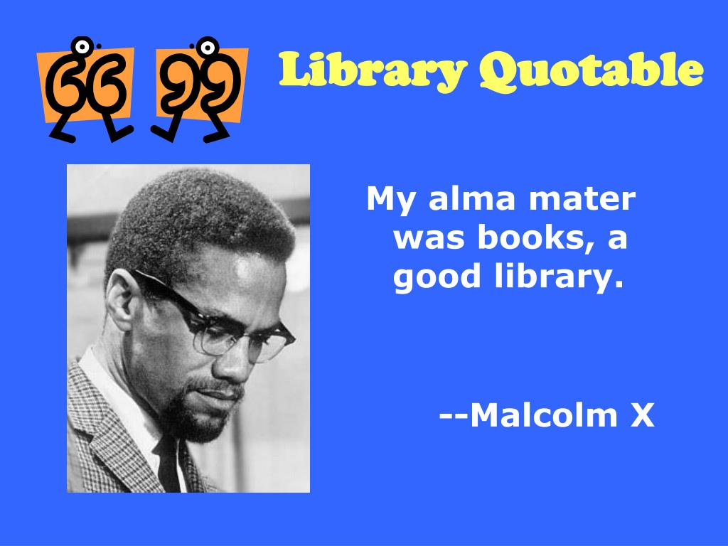 Library Quotable