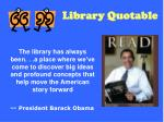 library quotable58