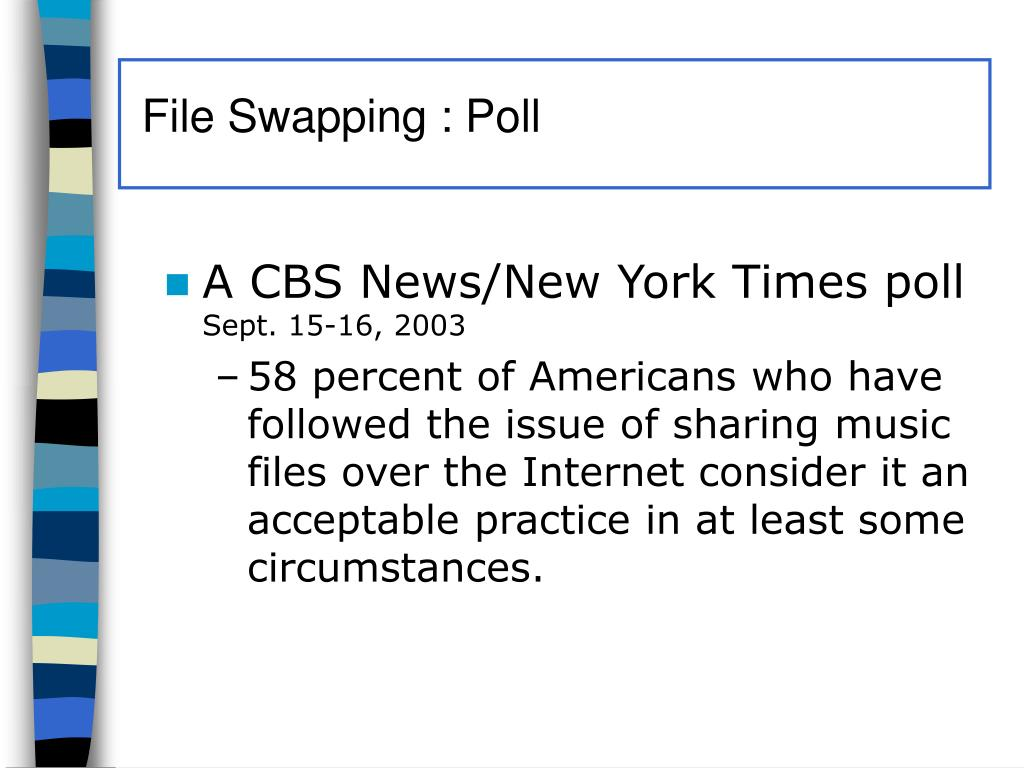 File Swapping : Poll