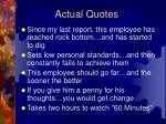 actual quotes28