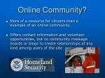 online community10