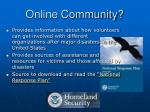 online community9