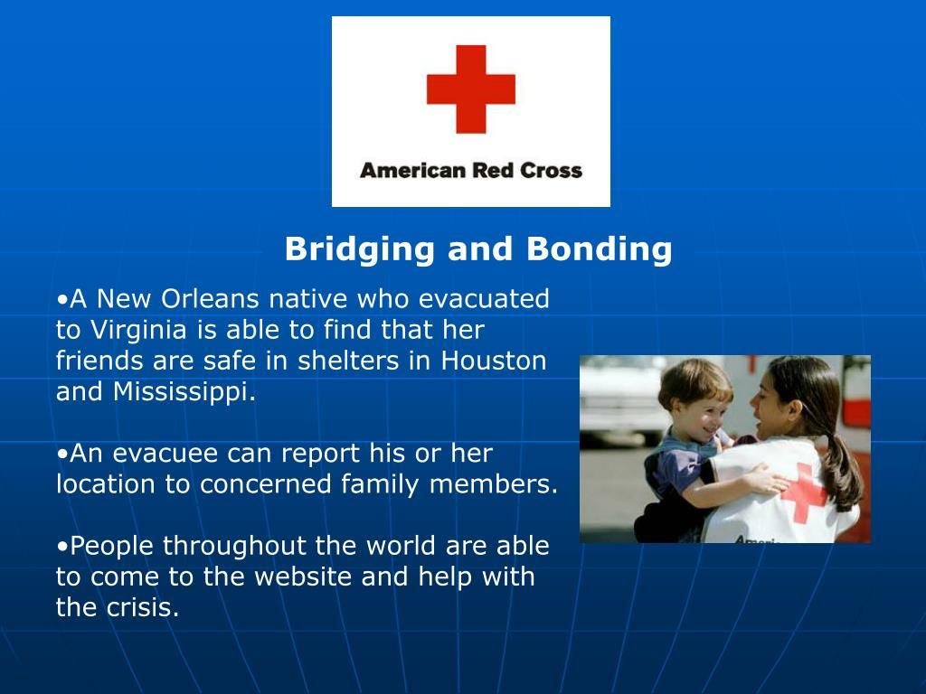 Bridging and Bonding