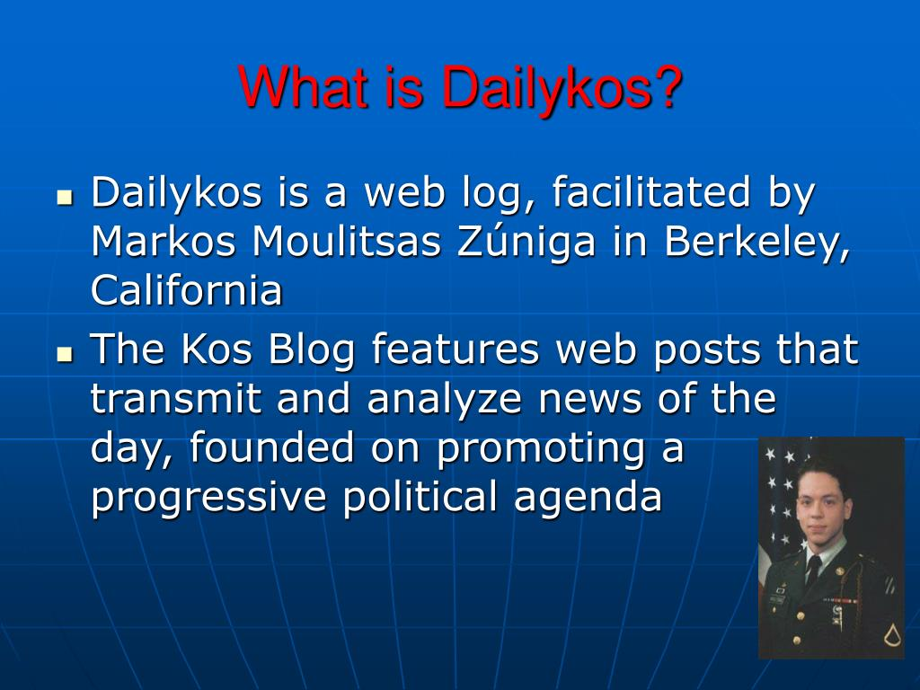 What is Dailykos?