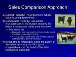sales comparison approach6
