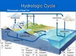 hydrologic cycle4