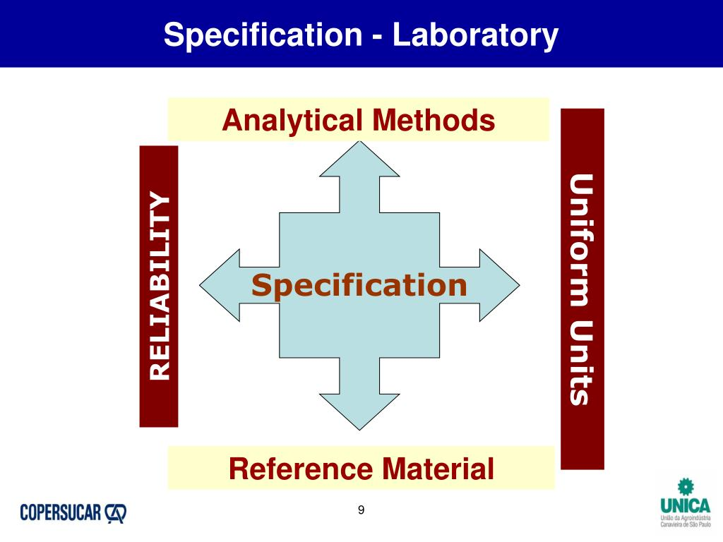 Specification - Laboratory
