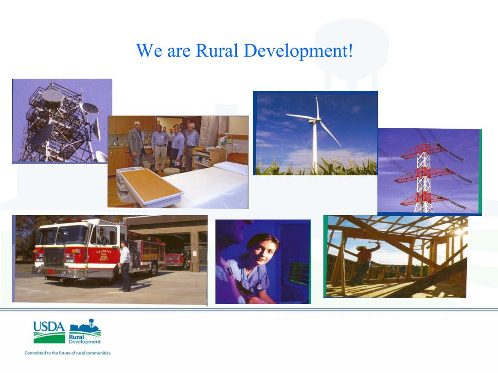 Ppt usda guaranteed rural housing grh loans powerpoint presentation id 155205 - Usda rural housing development ideas ...