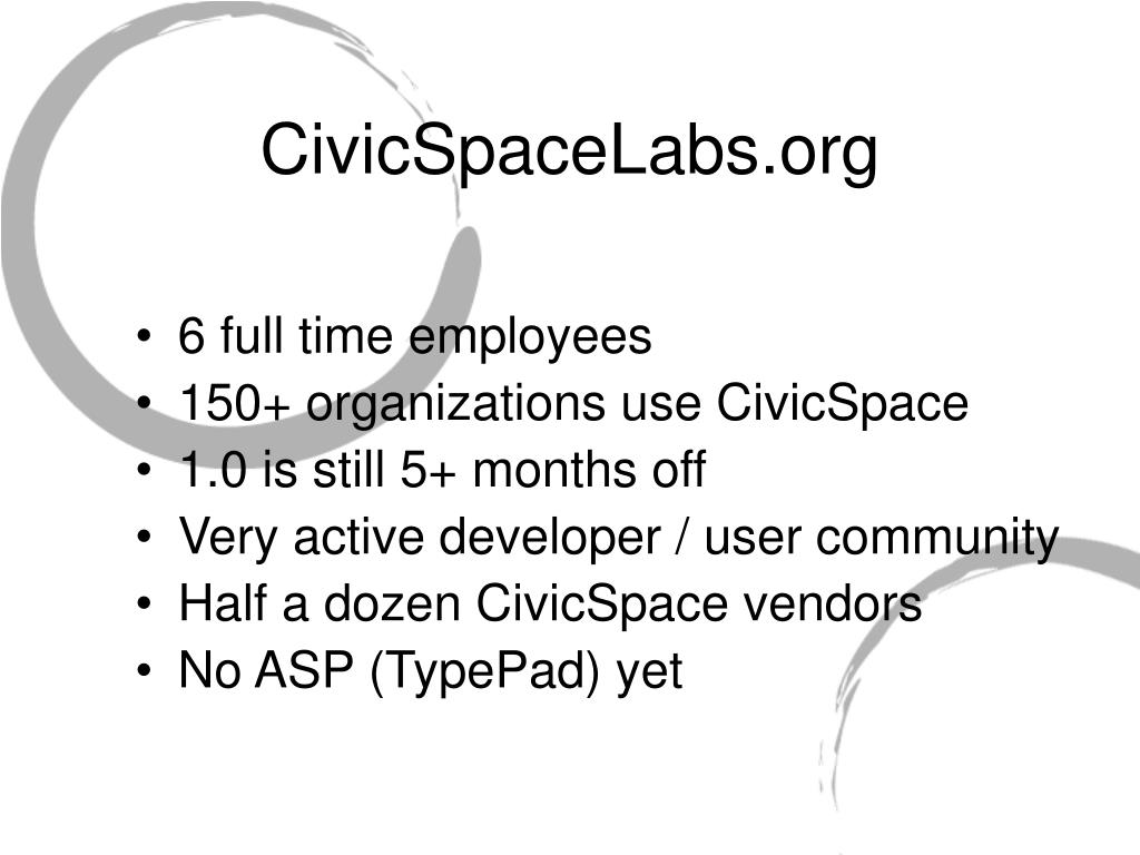 CivicSpaceLabs.org