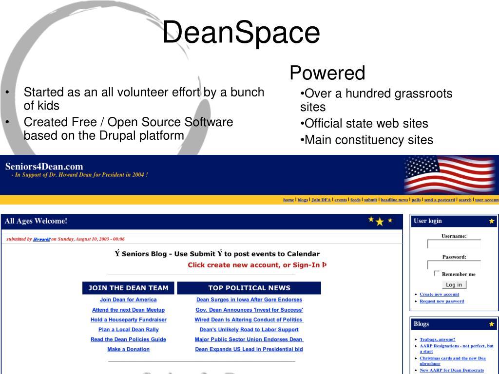 DeanSpace