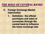 the role of central banks17
