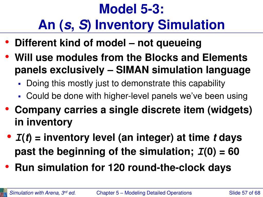 Model 5-3: