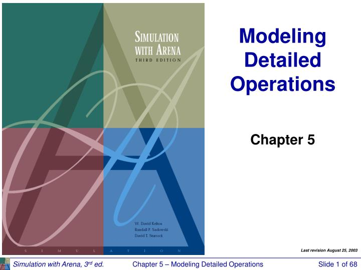 Modeling detailed operations l.jpg